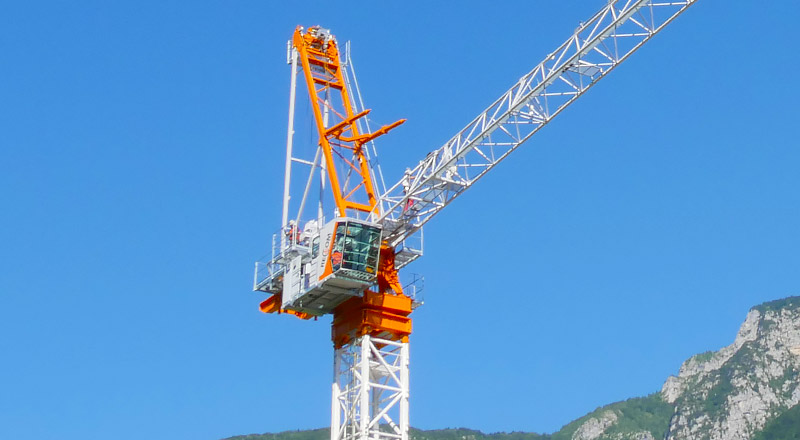 Tower Crane Hire and Sales