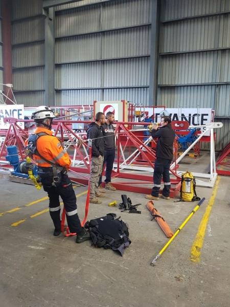 Crew Advance Cranes